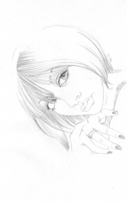 Anna Tsuchiya by dharma_dvg